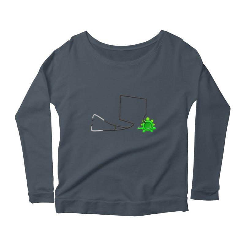 Stegoscope Women's Longsleeve T-Shirt by Eriklectric's Artist Shop