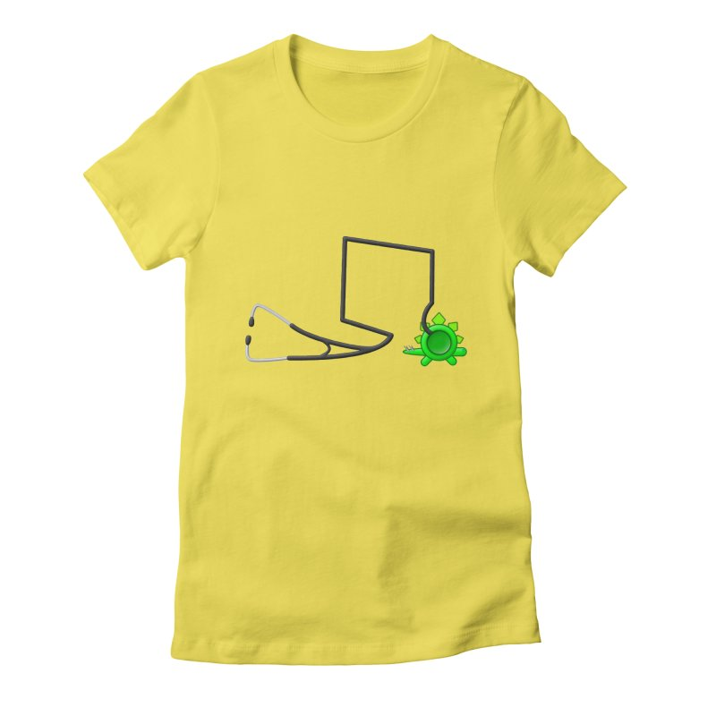 Stegoscope Women's T-Shirt by Eriklectric's Artist Shop
