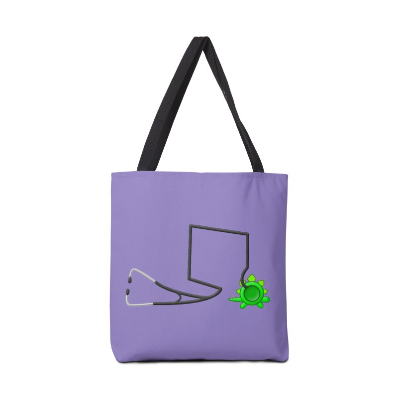 Stegoscope Accessories Tote Bag Bag by Eriklectric's Artist Shop