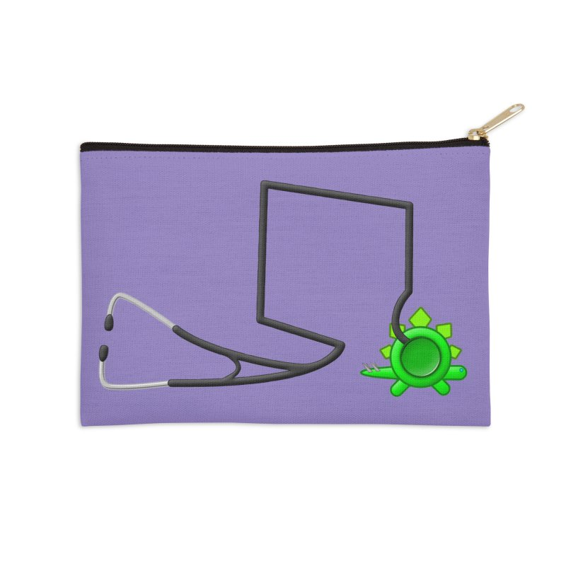 Stegoscope Accessories Zip Pouch by Eriklectric's Artist Shop