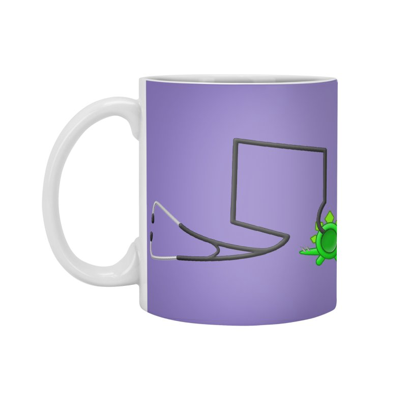 Stegoscope Accessories Standard Mug by Eriklectric's Artist Shop