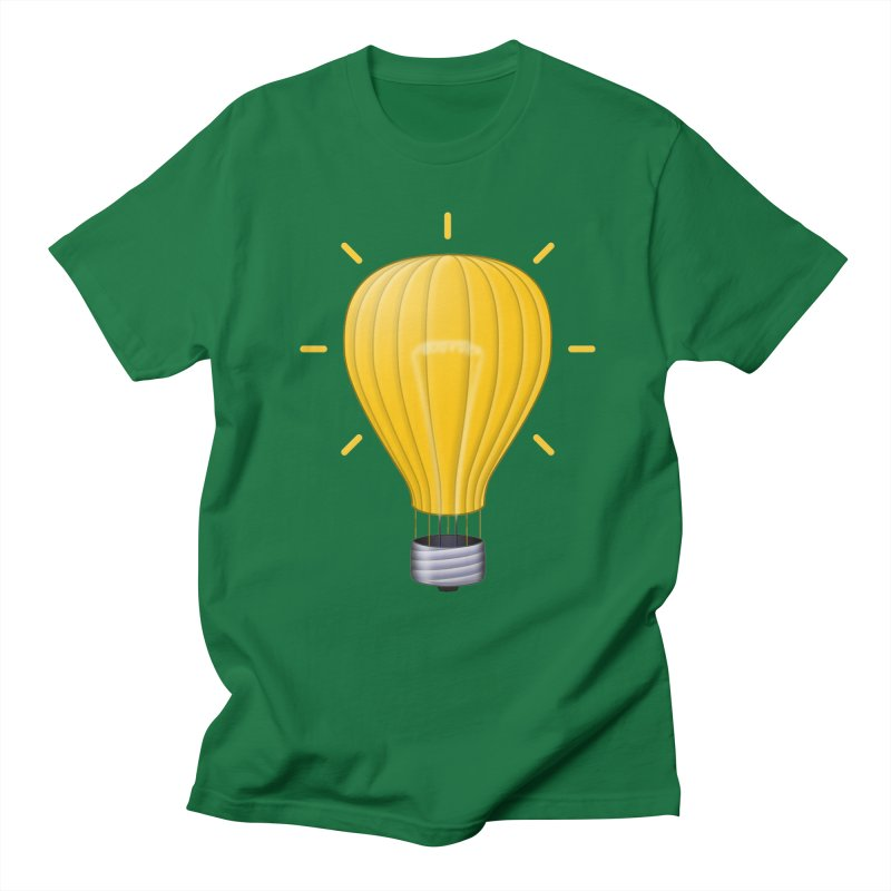 Lighter Than Air Men's T-Shirt by Eriklectric's Artist Shop