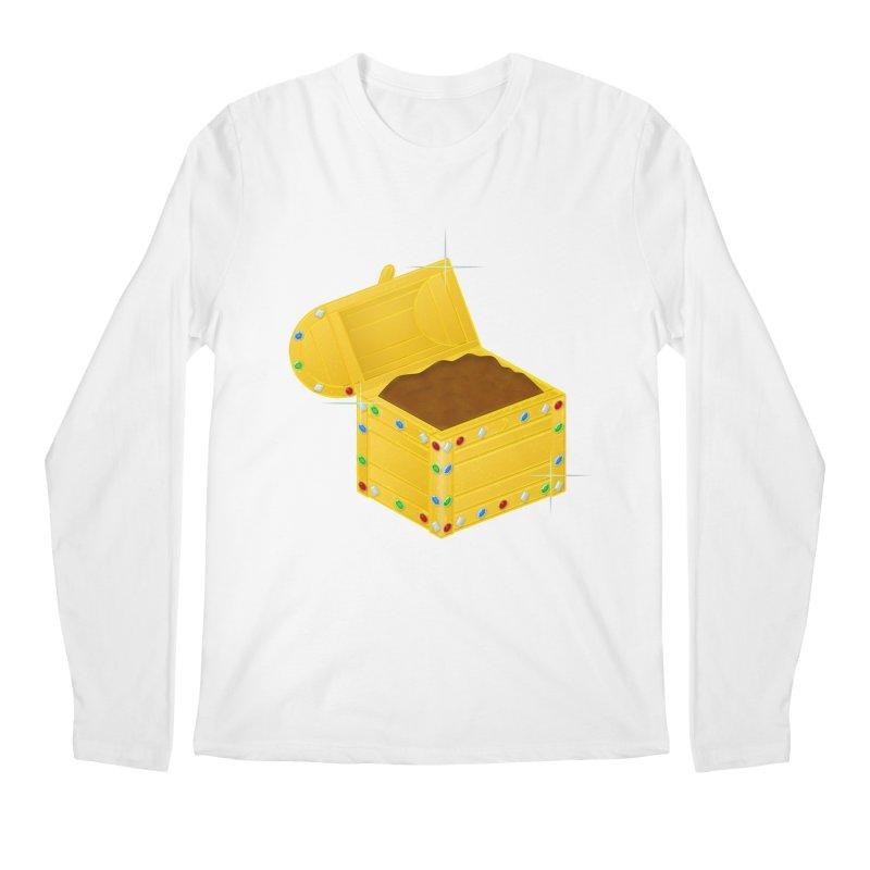 One Man's Treasure Men's Regular Longsleeve T-Shirt by Eriklectric's Artist Shop