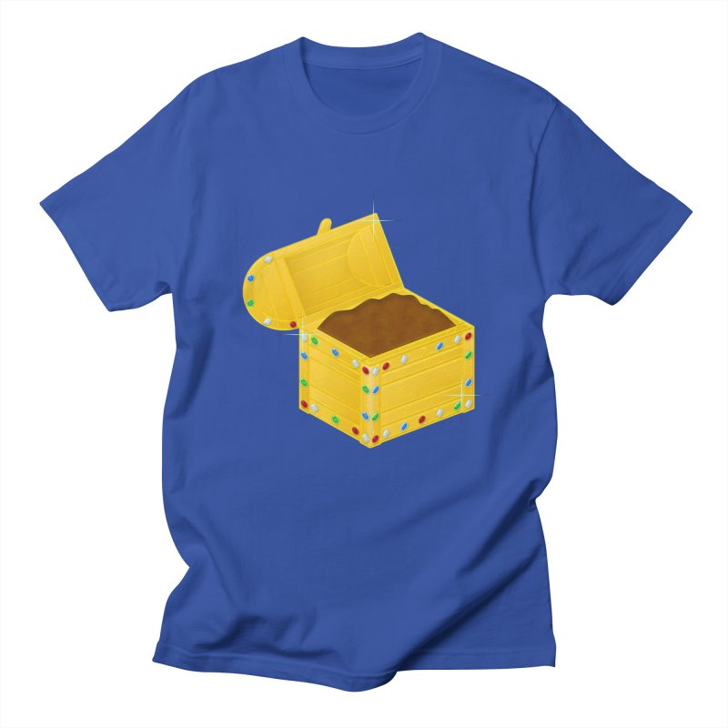 One Man's Treasure Men's Regular T-Shirt by Eriklectric's Artist Shop
