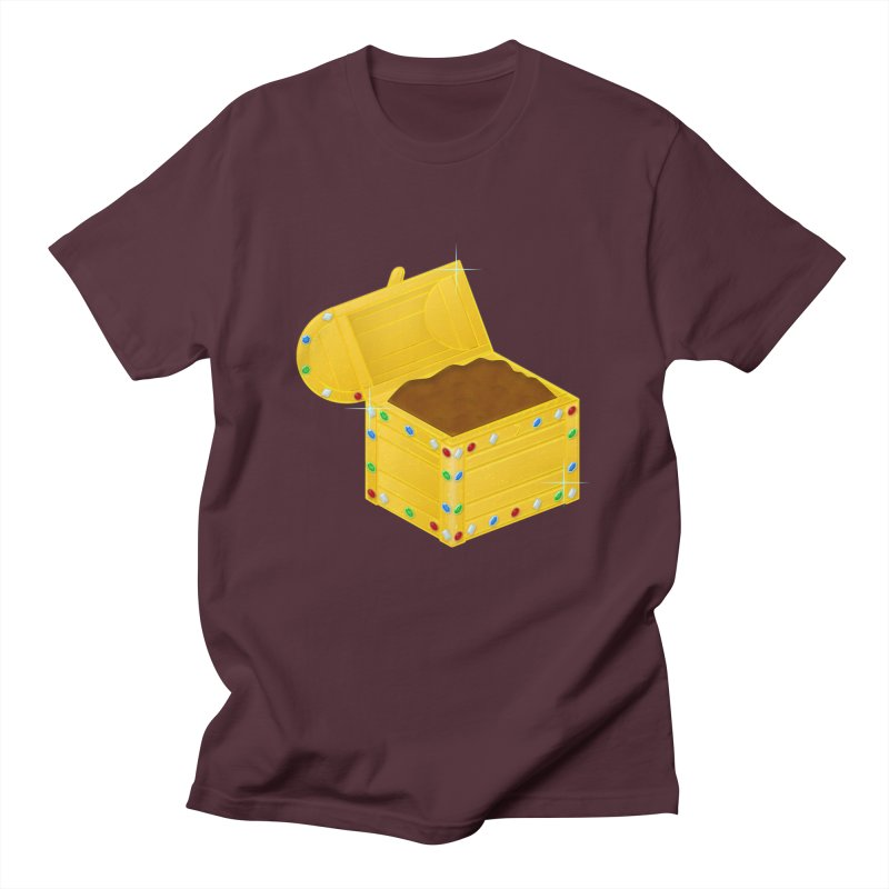 One Man's Treasure Men's T-Shirt by Eriklectric's Artist Shop