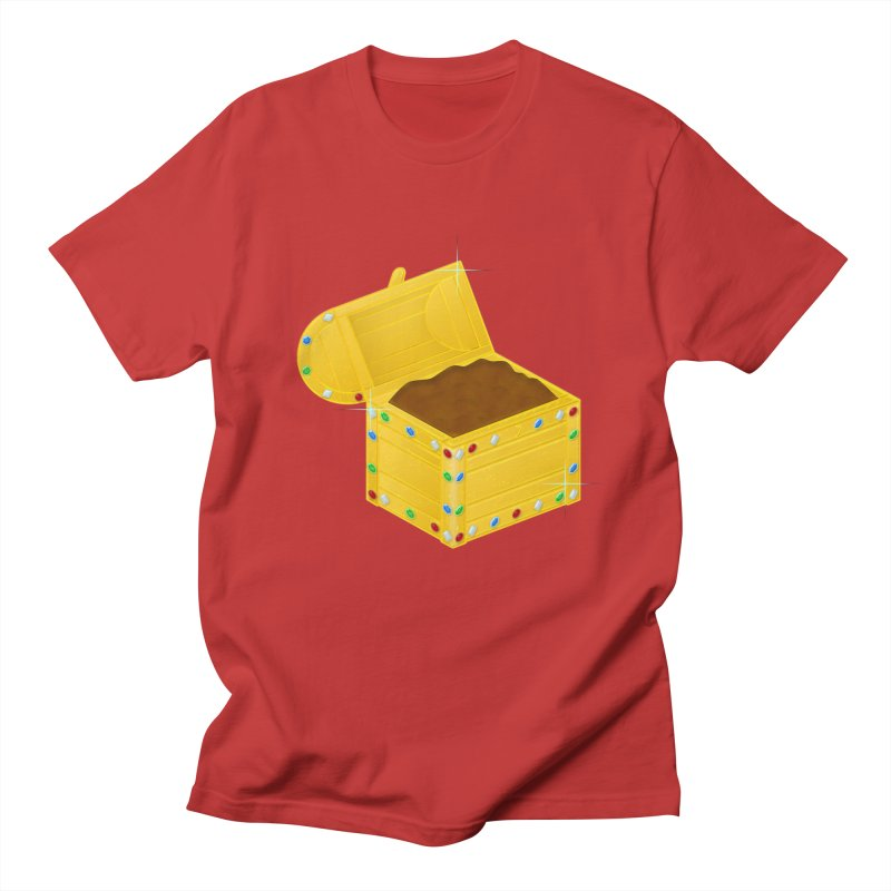 One Man's Treasure Women's Regular Unisex T-Shirt by Eriklectric's Artist Shop