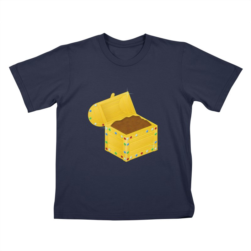 One Man's Treasure Kids T-Shirt by Eriklectric's Artist Shop