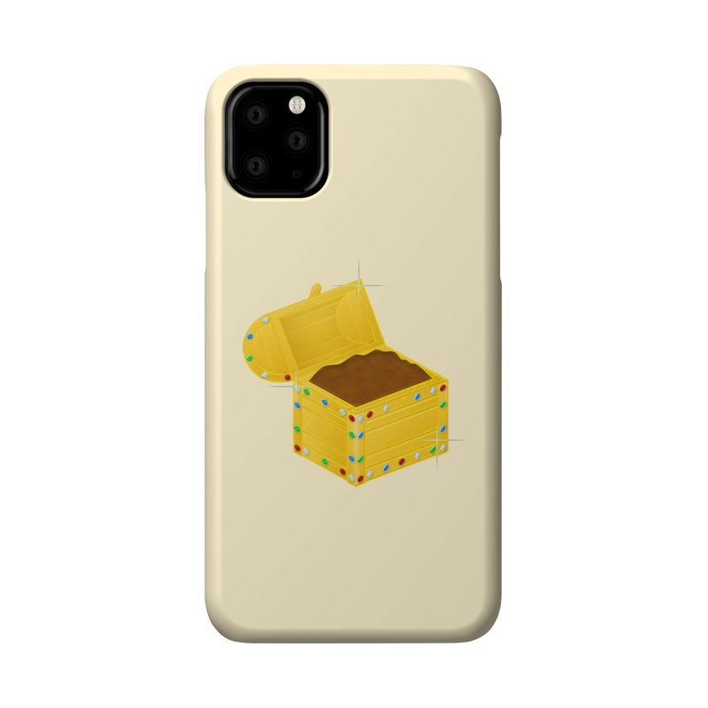 One Man's Treasure Accessories Phone Case by Eriklectric's Artist Shop