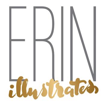 erinillustrates's Artist Shop Logo
