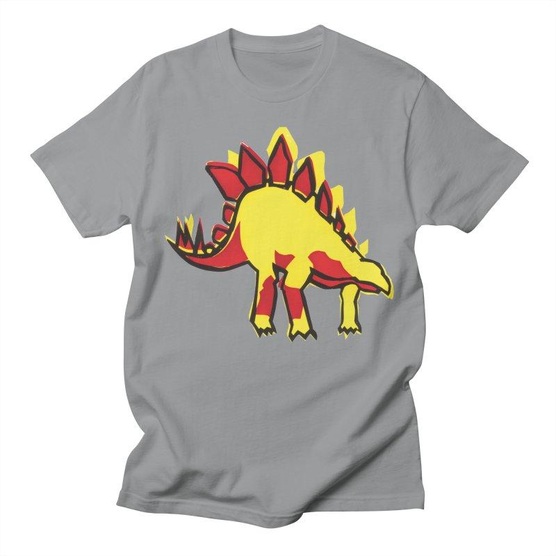 Stegosaurus Women's Unisex T-Shirt by erintaniguchi's Artist Shop