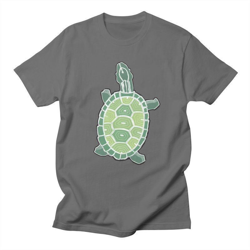 Turtle Men's T-Shirt by erintaniguchi's Artist Shop