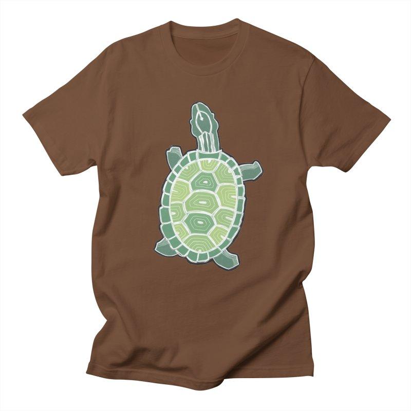 Turtle Men's T-shirt by erintaniguchi's Artist Shop