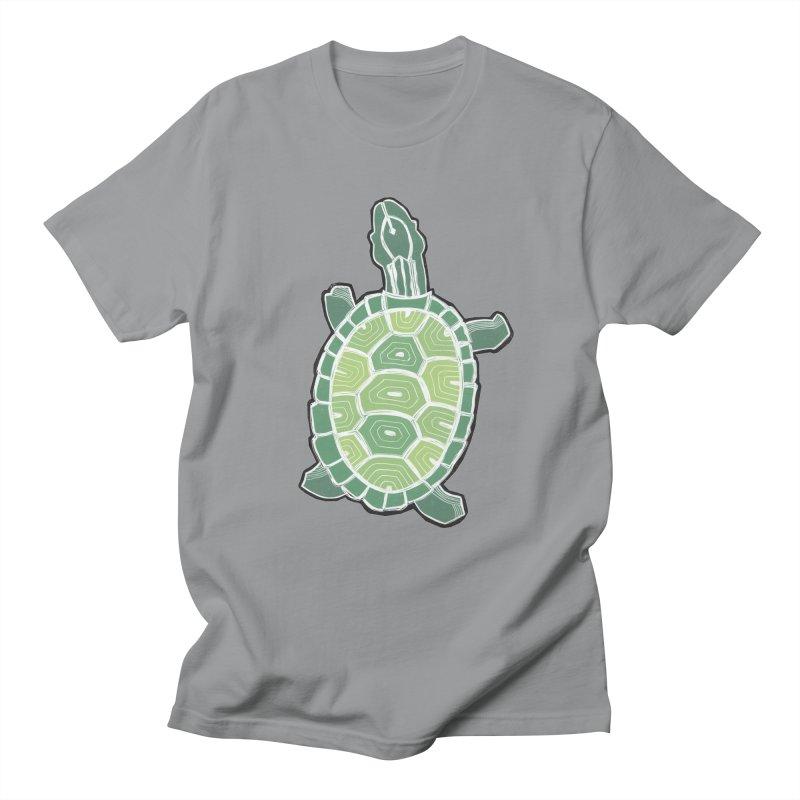 Turtle Men's Regular T-Shirt by erintaniguchi's Artist Shop