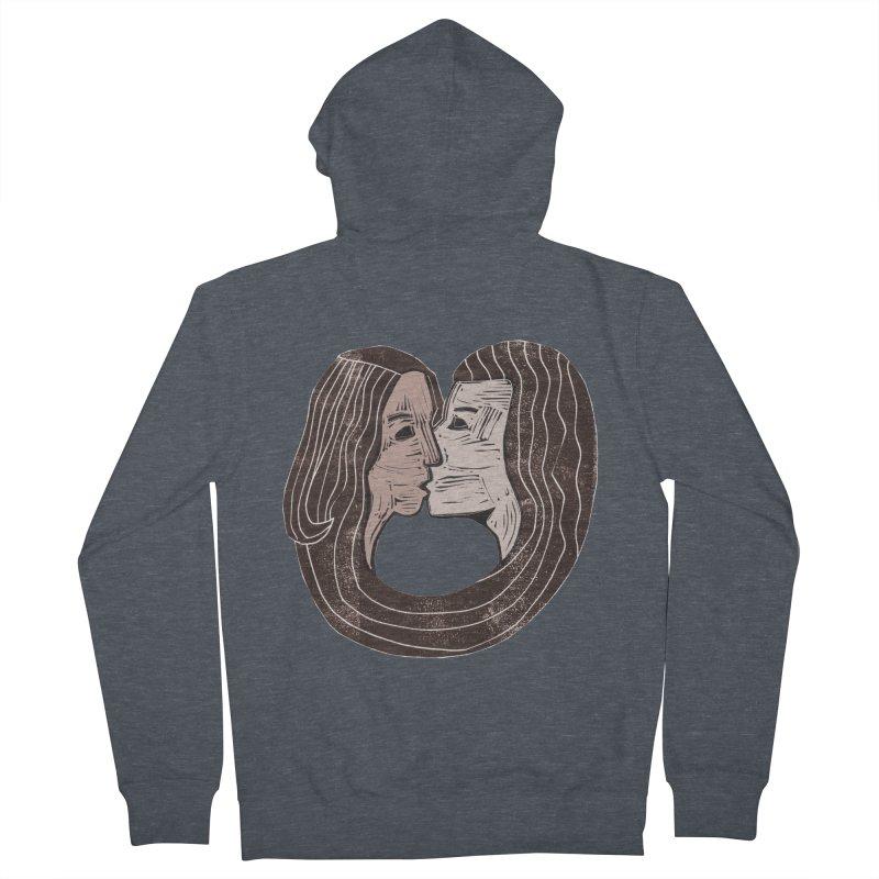 The Lovers Women's Zip-Up Hoody by erintaniguchi's Artist Shop