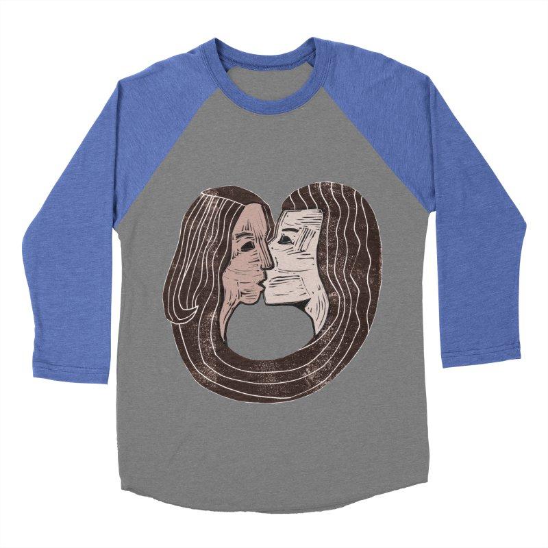 The Lovers Women's Baseball Triblend Longsleeve T-Shirt by erintaniguchi's Artist Shop