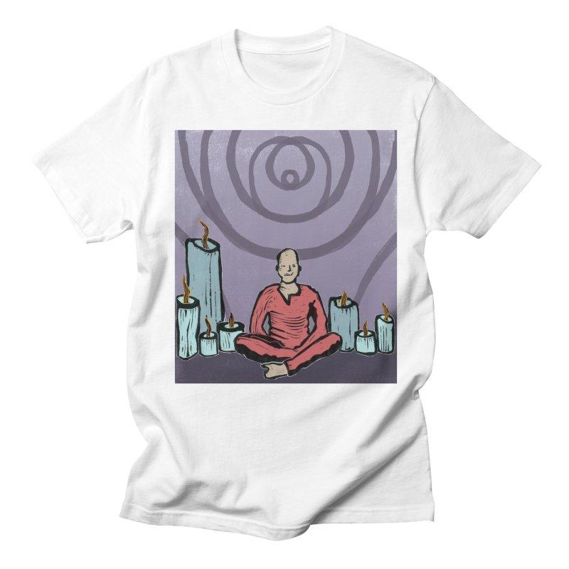 The Hermit Men's Regular T-Shirt by erintaniguchi's Artist Shop