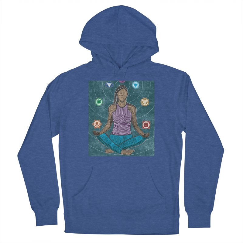 Temperence Women's French Terry Pullover Hoody by erintaniguchi's Artist Shop