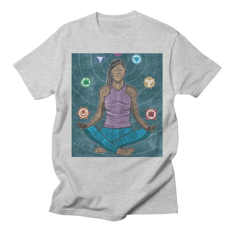 Temperence Men's Regular T-Shirt by erintaniguchi's Artist Shop