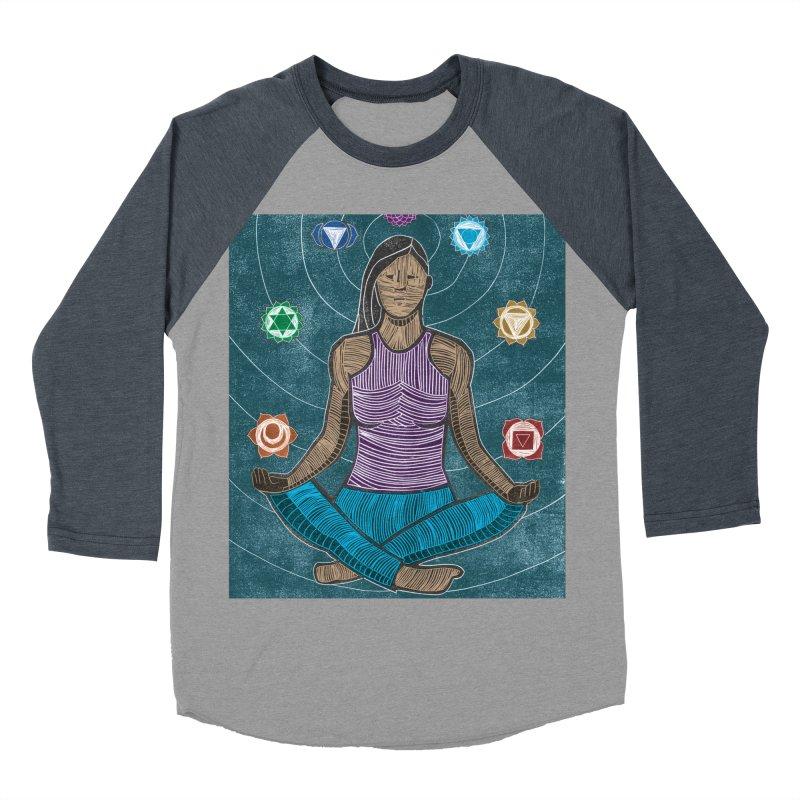 Temperence Women's Baseball Triblend Longsleeve T-Shirt by erintaniguchi's Artist Shop