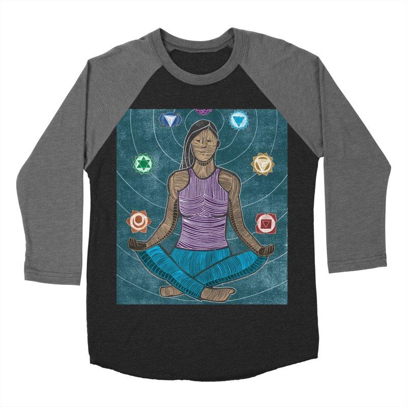 Temperence Men's Baseball Triblend Longsleeve T-Shirt by erintaniguchi's Artist Shop