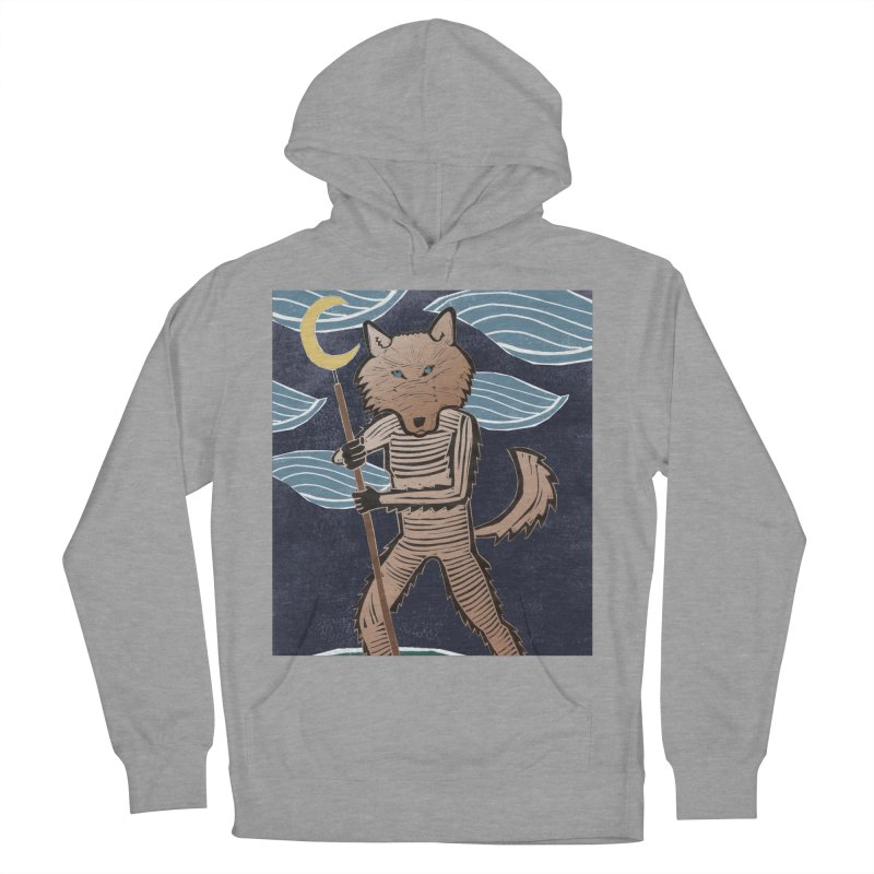 The Moon Men's Pullover Hoody by erintaniguchi's Artist Shop