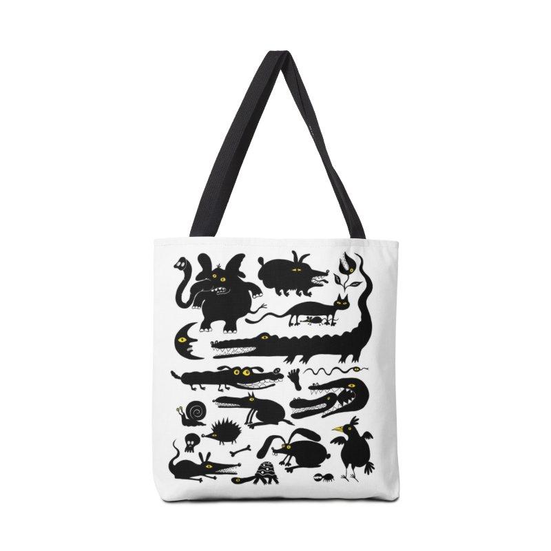 Creatures I Accessories Tote Bag Bag by Ermina Takenova