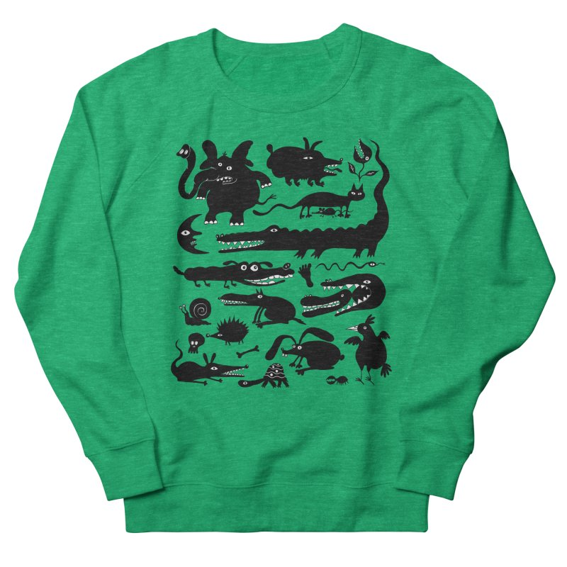 Creatures II Women's Sweatshirt by Ermina Takenova