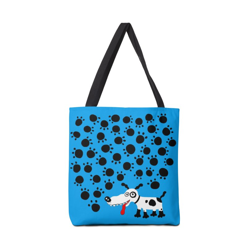 Paws in Tote Bag by Ermina Takenova