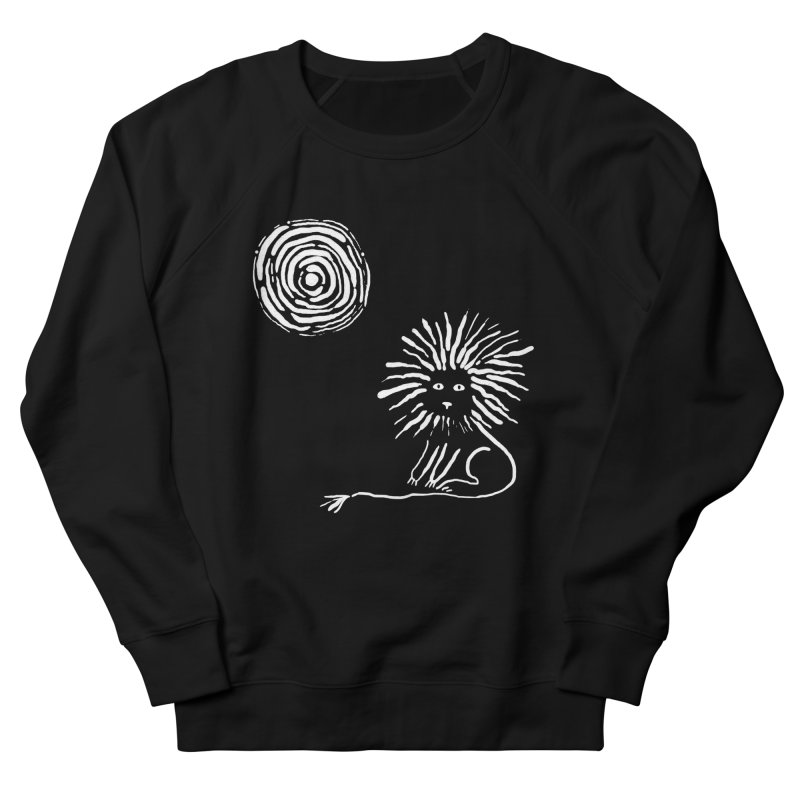 Lion in the Sun Women's Sweatshirt by Ermina Takenova