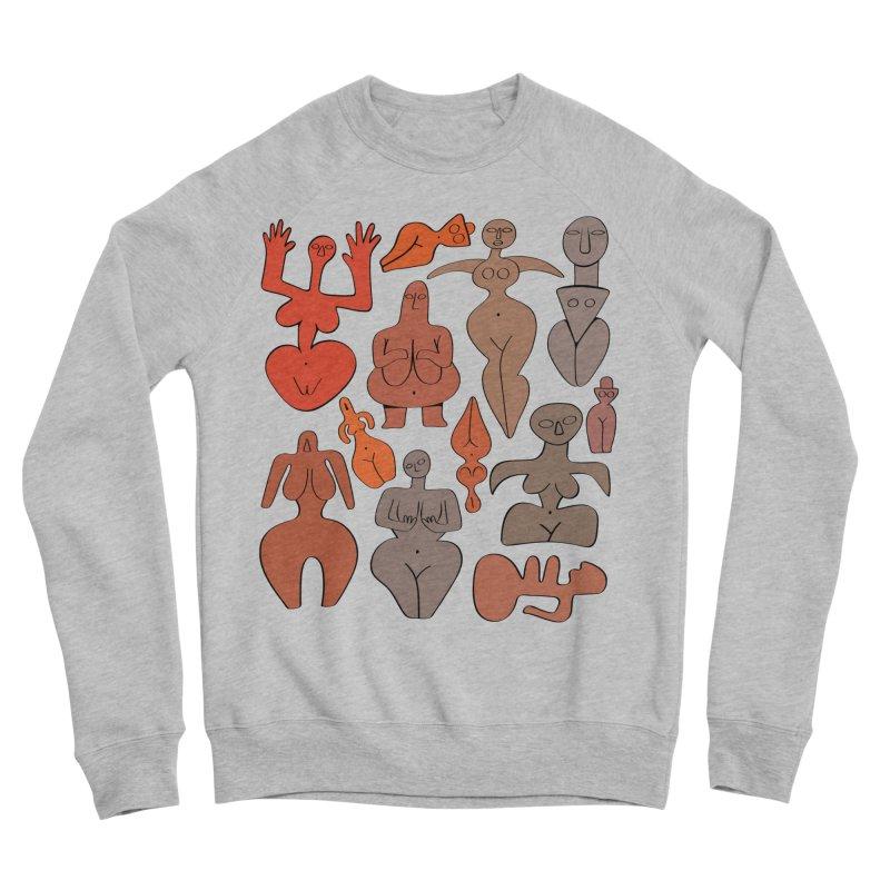 Venuses I Men's Sponge Fleece Sweatshirt by Ermina Takenova