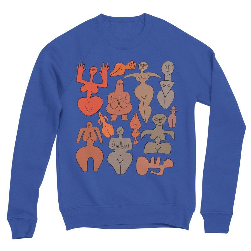 Venuses I Women's Sponge Fleece Sweatshirt by Ermina Takenova