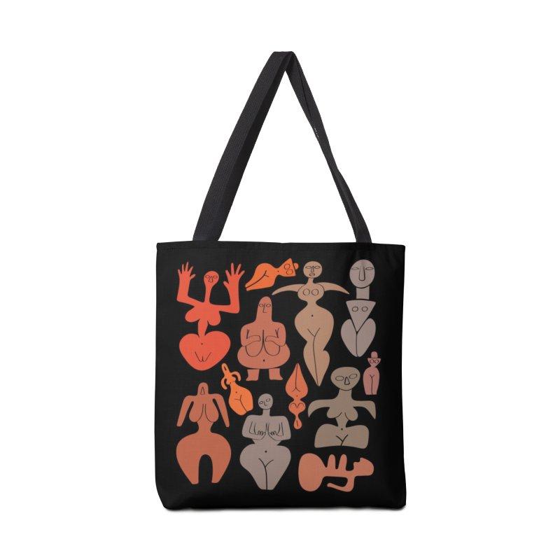 Venuses I Accessories Tote Bag Bag by Ermina Takenova