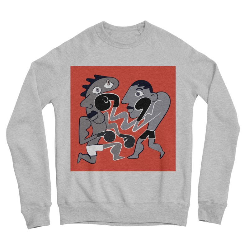 Boxers Men's Sponge Fleece Sweatshirt by Ermina Takenova
