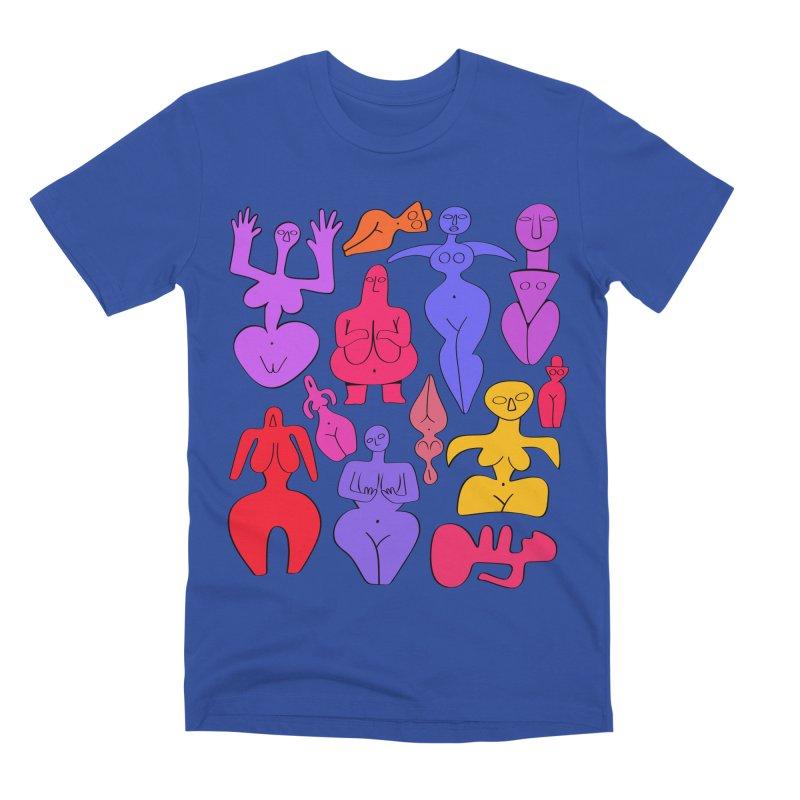 Venuses II Men's Premium T-Shirt by Ermina Takenova