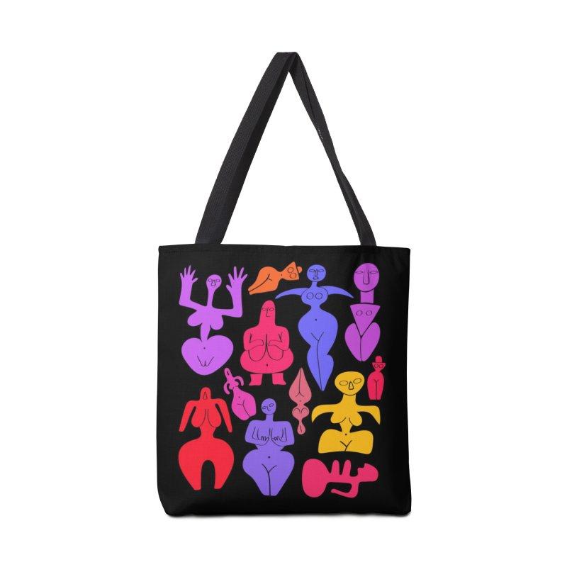 Venuses II Accessories Tote Bag Bag by Ermina Takenova