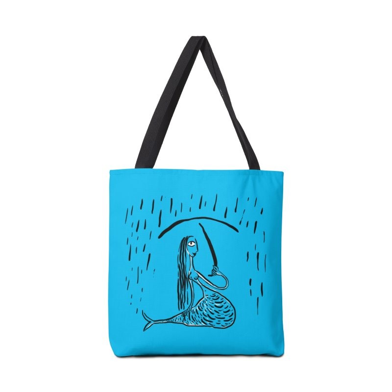 Mermaid Accessories Bag by Ermina Takenova
