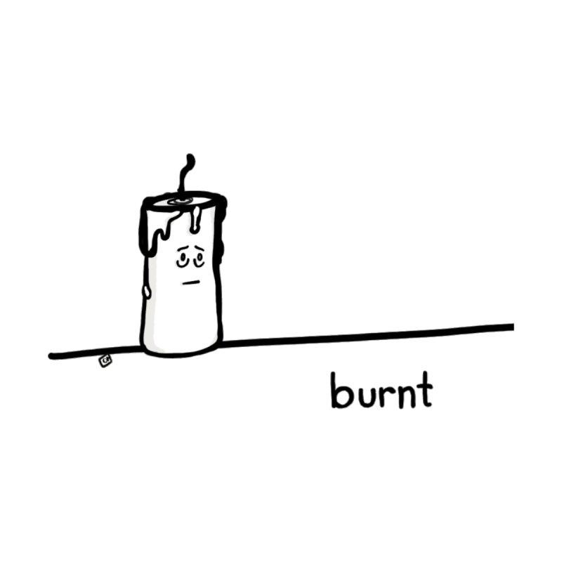 burnt Men's T-Shirt by ernio's art Shop ⓔ