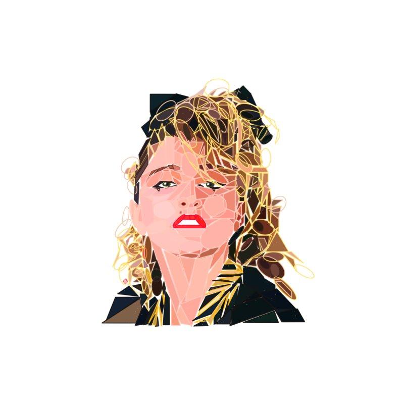 Geometric Madonna by ernio's art Shop ⓔ