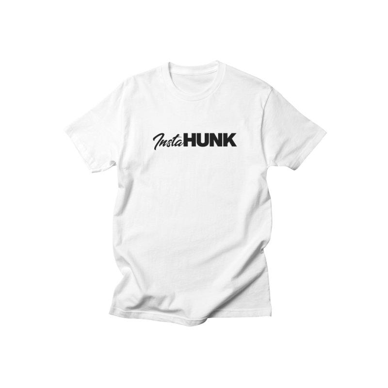 InstaHUNK Men's T-Shirt by EROTICCO Shop