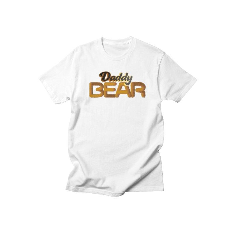 Daddy BEAR Men's T-Shirt by EROTICCO Shop