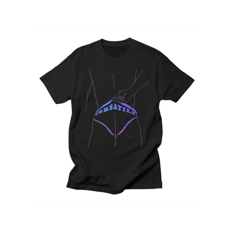 VERSATILE Men's T-Shirt by EROTICCO Shop