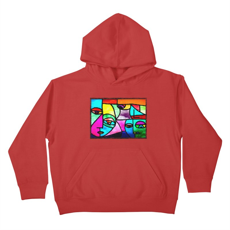 Primitive Kids Pullover Hoody by Red Robot