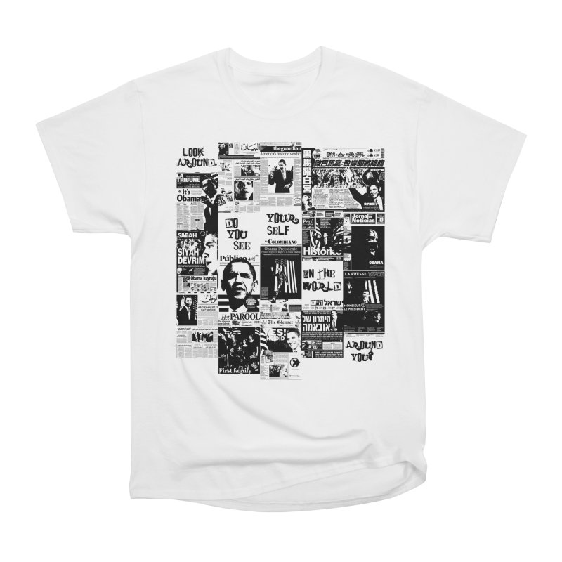 Do you see? Women's Classic Unisex T-Shirt by Red Robot