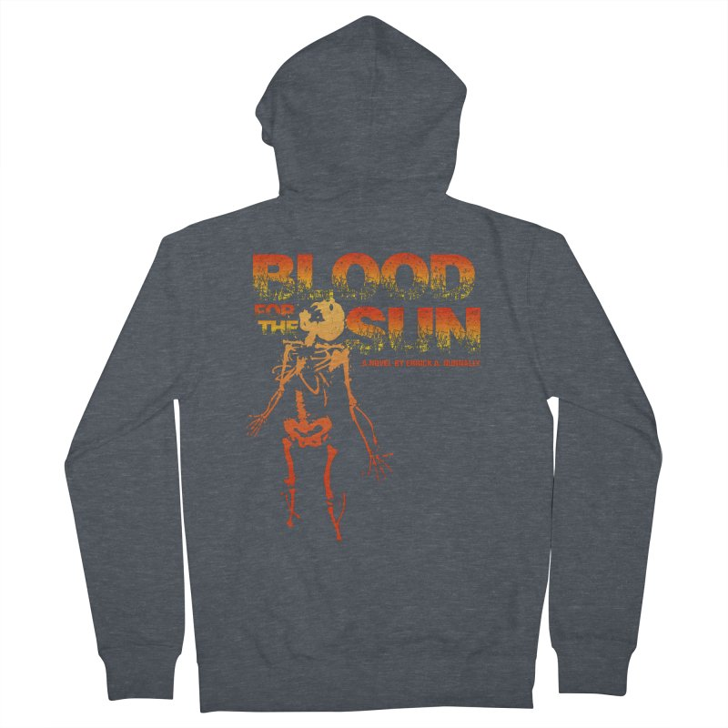 Blood for the Sun Women's French Terry Zip-Up Hoody by Red Robot