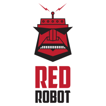 Red Robot Logo
