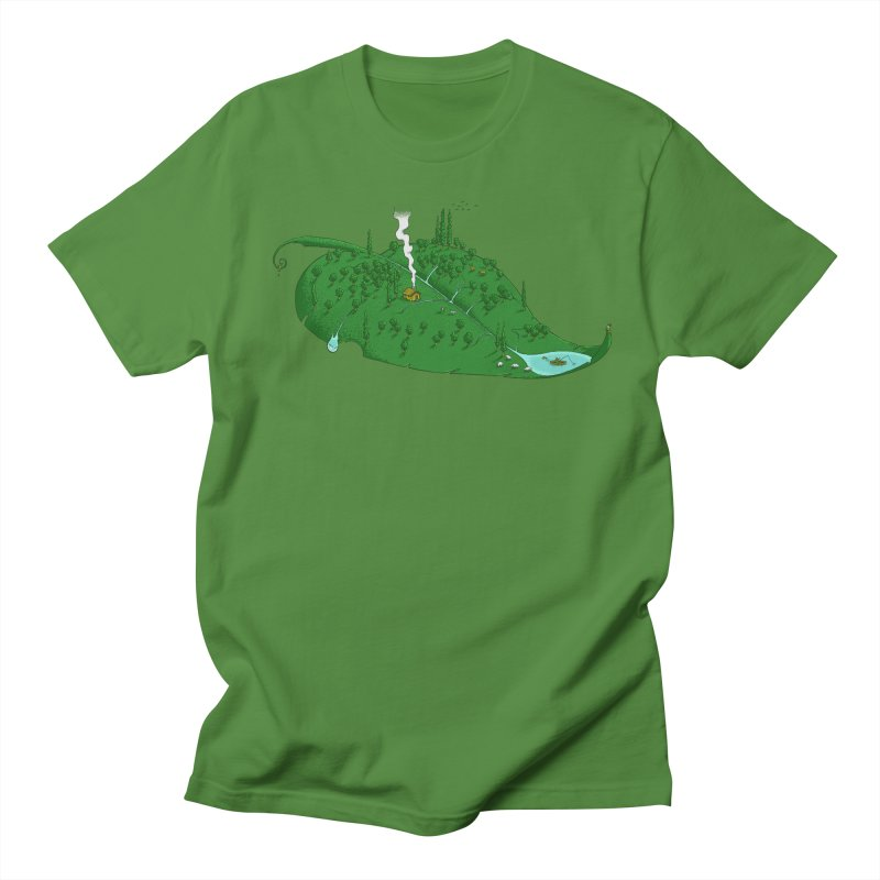 Full of Leaf Men's T-shirt by Ersin Erturk