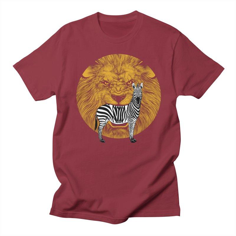 Prey Men's T-shirt by Ersin Erturk