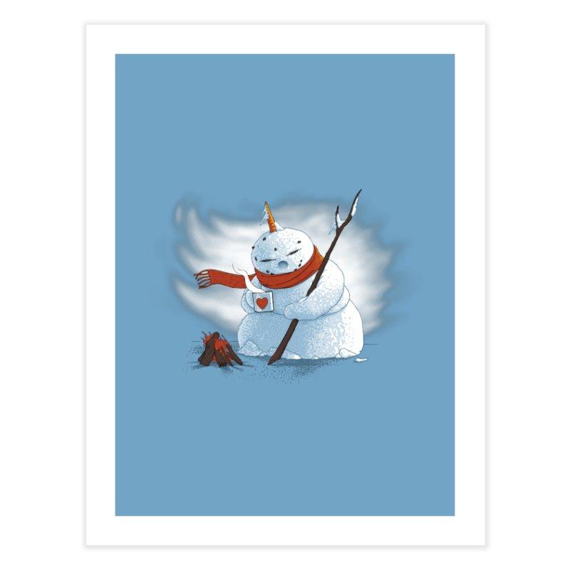 Winter Again   by Ersin Erturk