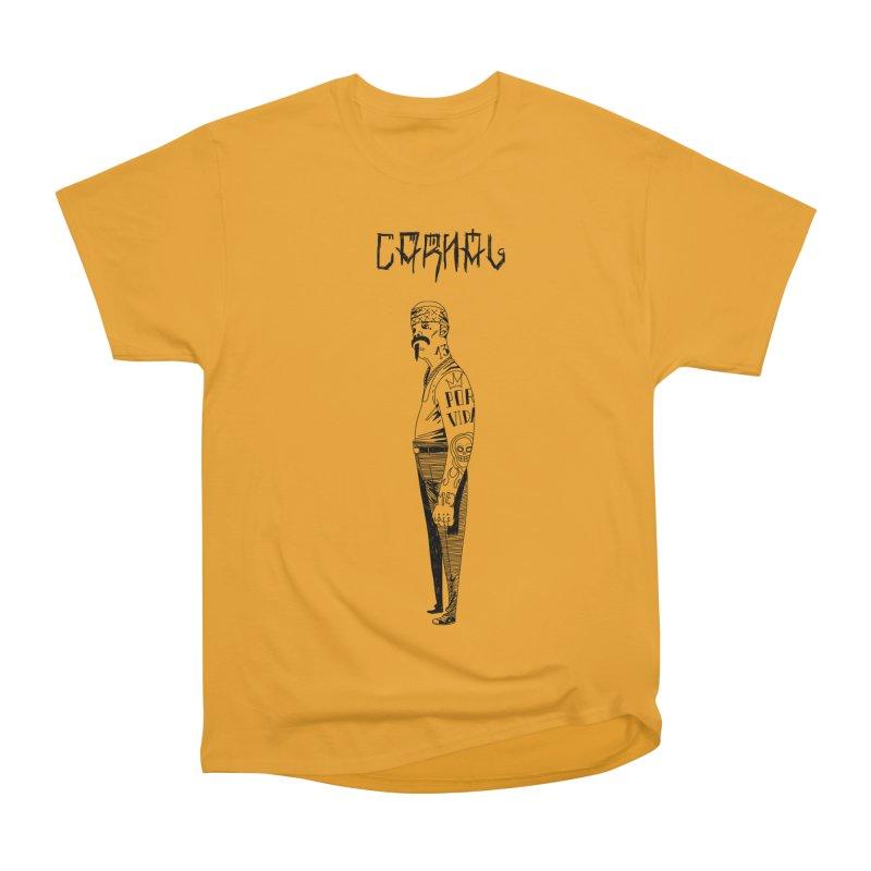 Por Vida Men's Classic T-Shirt by Ertito Montana