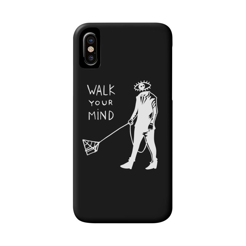Walk your mind Accessories Phone Case by Ertito Montana